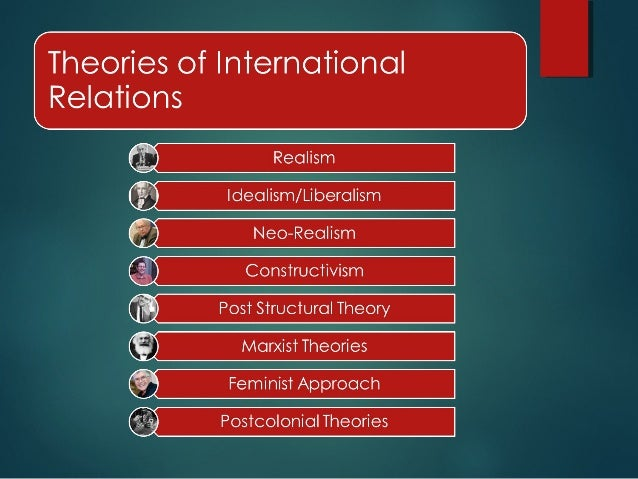 the theories of international relations This book is a comprehensive guide to theories of international relations (ir) given the limitations of a paradigm-based approach, it sheds light on eighteen theories and new theoretical.