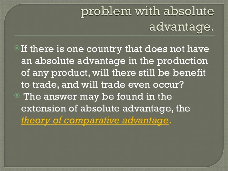 theories of international trade Table of contents: 00:00 - international trade theory 00:04 - international trade theories 00:56 - mercantilism 04:15 - absolute advantage 08:06 - sources of.