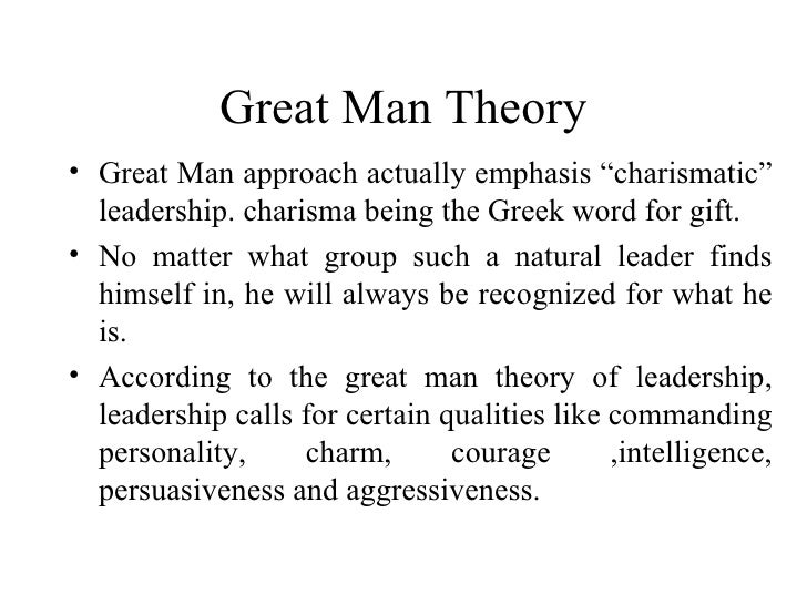 theories of a leadership Psychological perspectives on leadership by jennifer achatman and jessica akennedy excerpted from handbook of leadership theory and practice:.