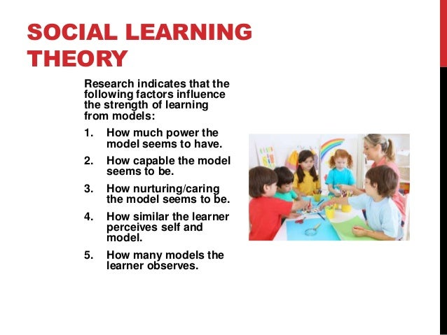 theories of learning and modern workplace Current theories of workplace (1999) finding a good theory of workplace learning current theories of workplace learning: a critical assessment in.