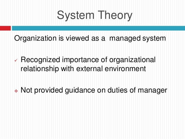 classical theory bureaucracy and contingency theories Organization theories: from classical perspective jannatul ferdous three well known classical management theories named scientific, administrative and bureaucratic were reviewed in this paper for these theories, taylor key words: organization, classical theory, taylor, fayol and weber.