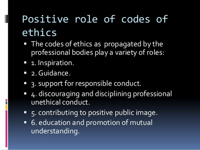 positive behavior support code of ethics Behavior guidelines typically address topics, such as harassment, work attire and language workers who don't follow codes of conduct may receive written and verbal warnings, and ultimately be fired the importance of integrity a key component of workplace ethics and behavior is integrity, or being honest and doing the right thing at all times.