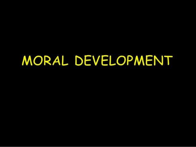 " Moral development as cognitive development (stages)  Piaget (1932)  Kohlberg (1963)  Moral reasoning as ""universal"" ..."