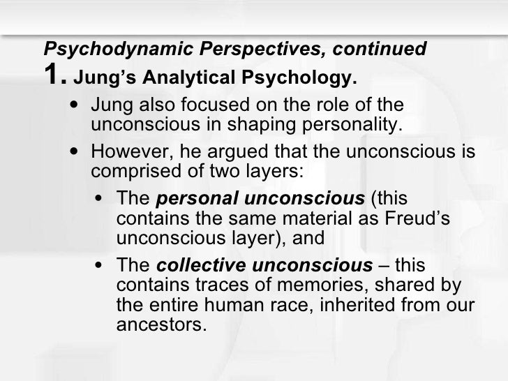 Carl jung two essays analytical psychology