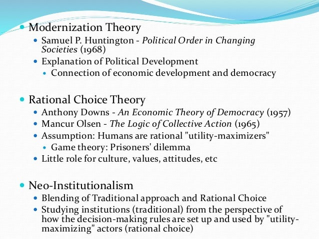 Pre-Behavioralism in Political Science | American ...