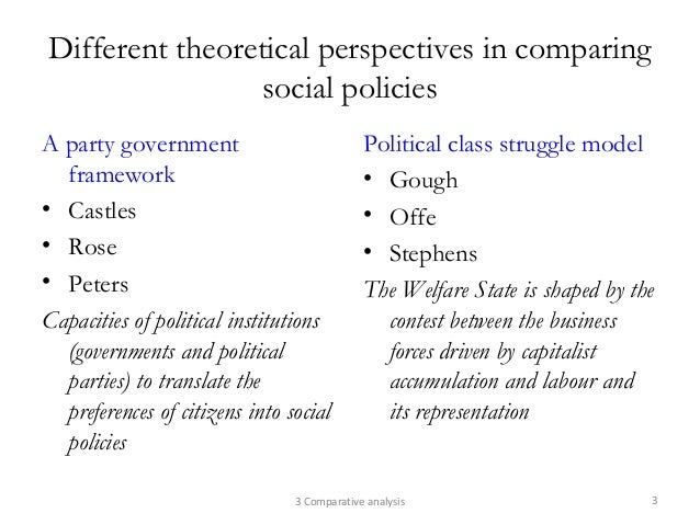 an analysis of social policy Applied spatial analysis and policy draws on spatial analysis for the assembly and interpretation of evidence,  social sciences - human geography.