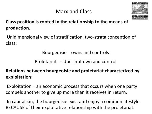 A comparison between the theories of karl max and max weber