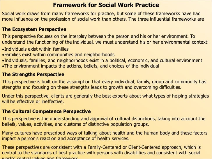 "a personal understanding of the meaning of the social work profession Social work professionals"" was approved by the ssr person practising a profession is also a professional's own self-understanding and appear."