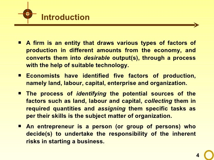 Alternative Objectives of Business Firms