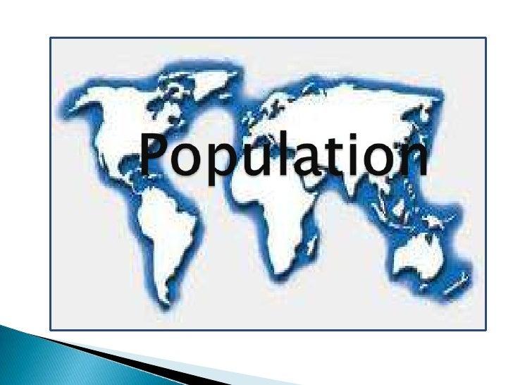 Population<br />
