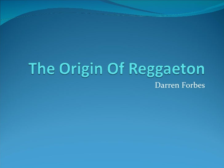 Darren Forbes