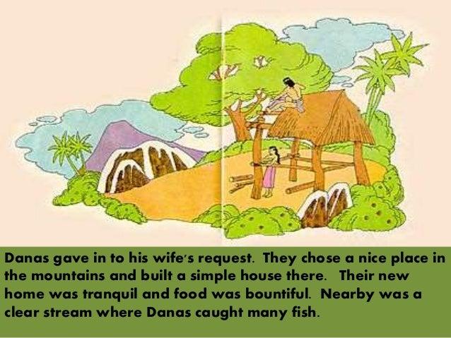 The Origin of Rice (Tagalog Version)