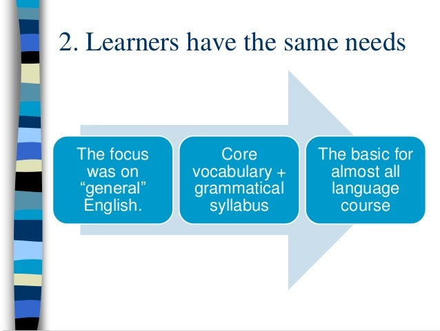 5. The context of teaching is English as a foreign language.  Students study English as a formal subject but they have no...