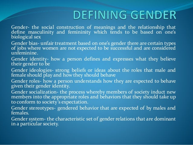 It views that all sexes should be equal and both should enjoy political social and economic equality. It started with the ...
