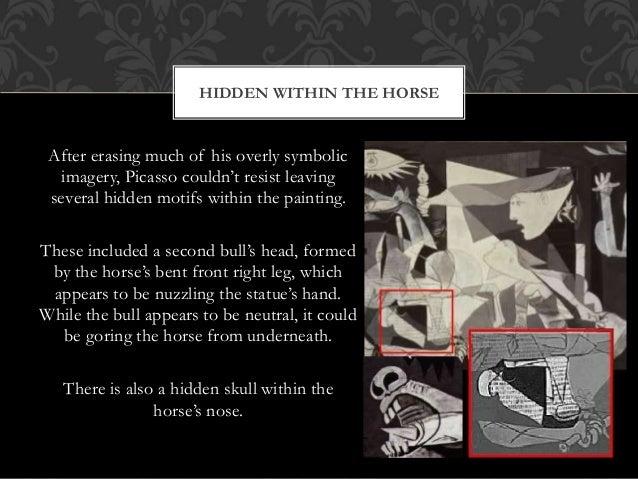 11VA Theory - Guernica Symbolism