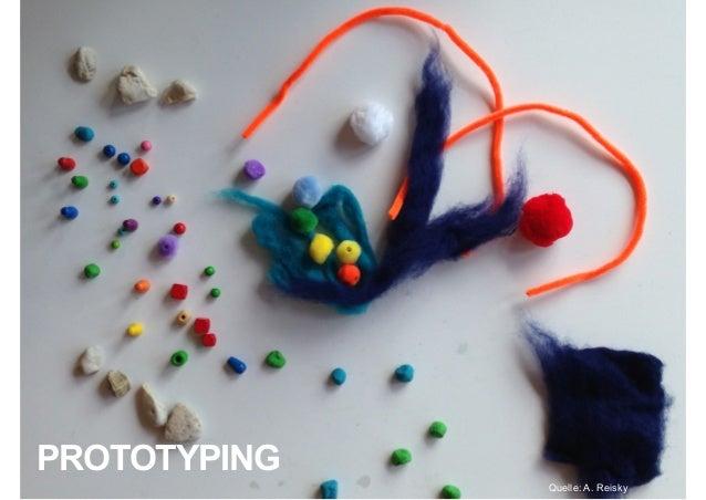 PrototypingPROTOTYPING Quelle: A. Reisky