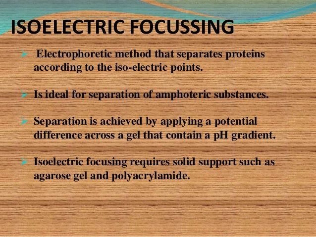 isoelectric focussing Powerpoint templates - are you a powerpoint presenter looking to impress your audience with professional layouts well, you've come to the right place.