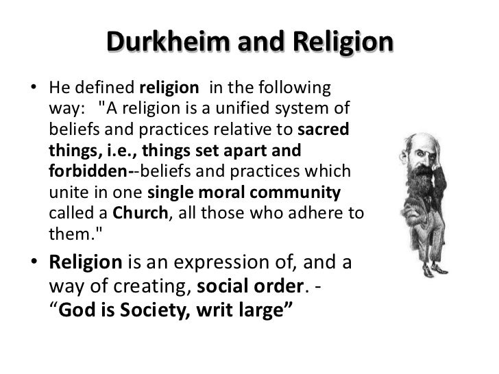 Explore Durkheim's contribution to sociological theory Essay Sample