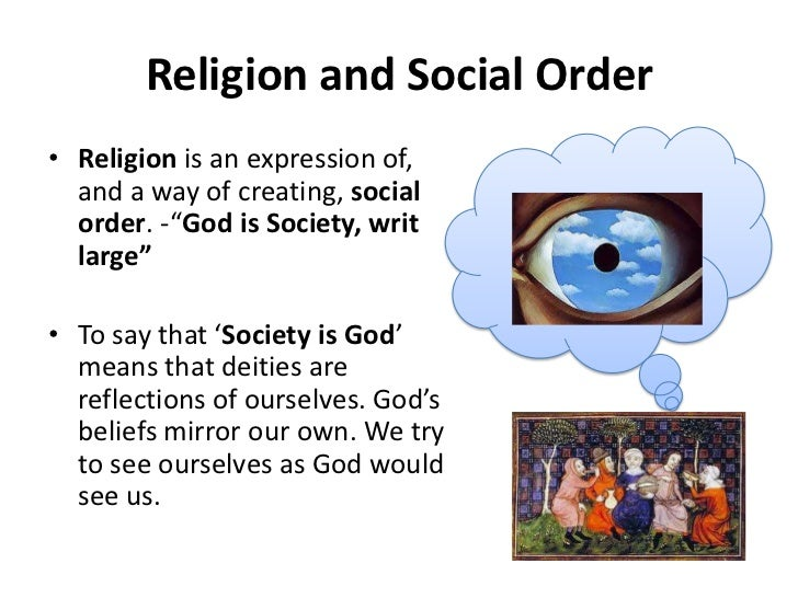 durkheim and the social origin of religion Durkheim says that social science was ahead of the natural sciences in this respect,  what is a religion, durkheim asks,  the origin, however, is from an.