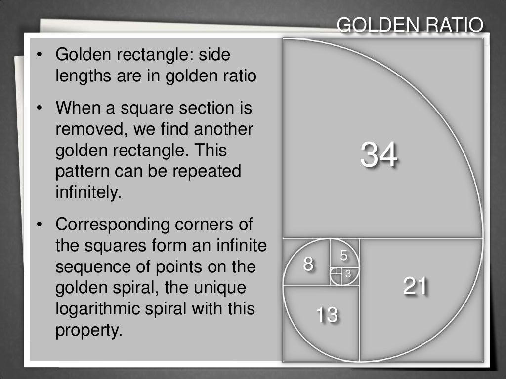 golden ratio golden rectangle side. Black Bedroom Furniture Sets. Home Design Ideas