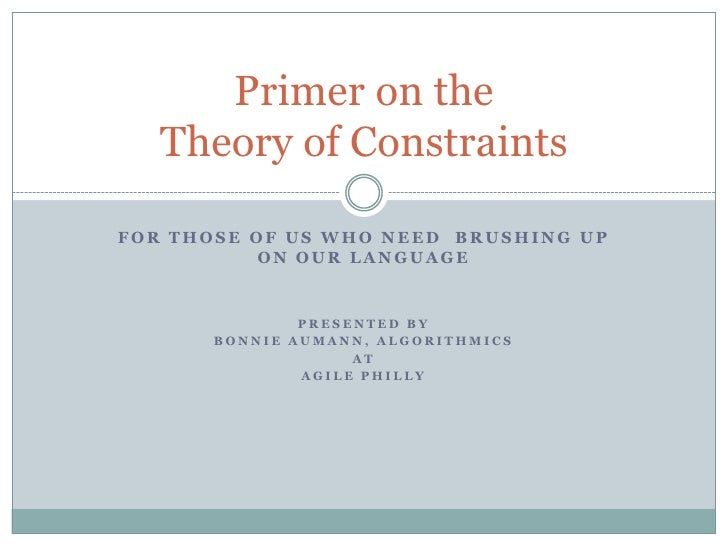 For those of us who need  brushing up on our language<br />Presented by <br />Bonnie Aumann, algorithmics<br />At <br />Ag...