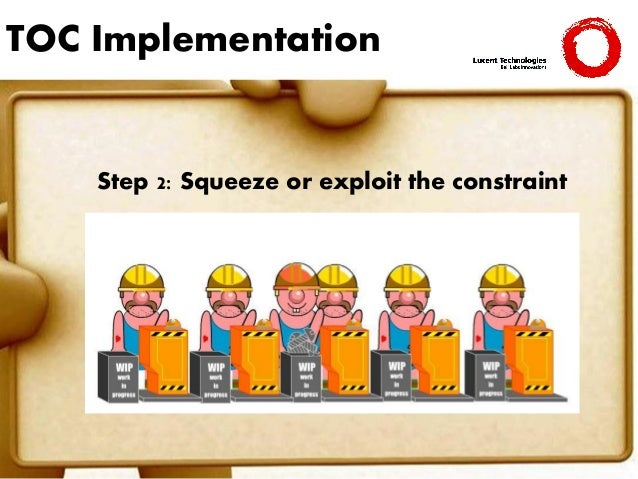 a summary of the theory of constraints How to compare six sigma, lean and the theory of constraints the assumption is the outcome  how to compare six sigma, lean and the theory of constraints.
