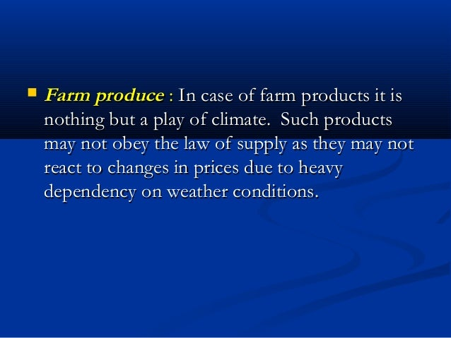 """the concept of perishability and the Lecture notes: agricultural marketing market: meaning: the word market comes from the latin word """"marcatus which means merchandise or trade or."""