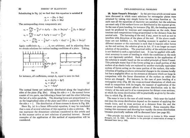 theory of elasticity timoshenko rh slideshare net Elasticity Physics Theory of Elasticity Graph