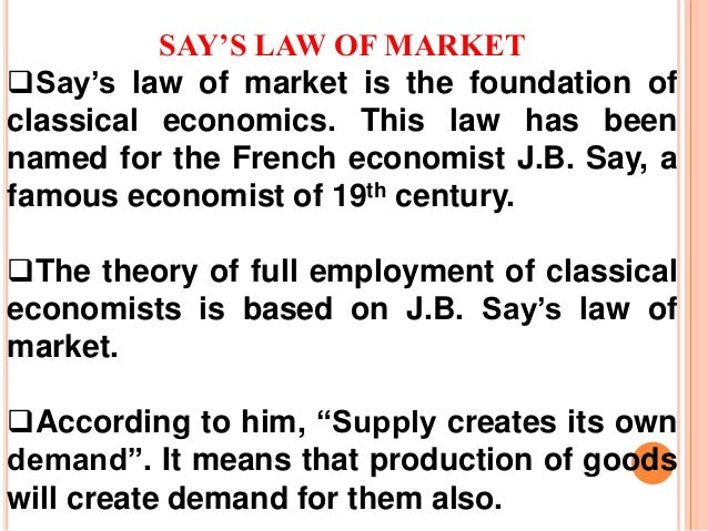 SAY LAW OF MARKET EPUB DOWNLOAD