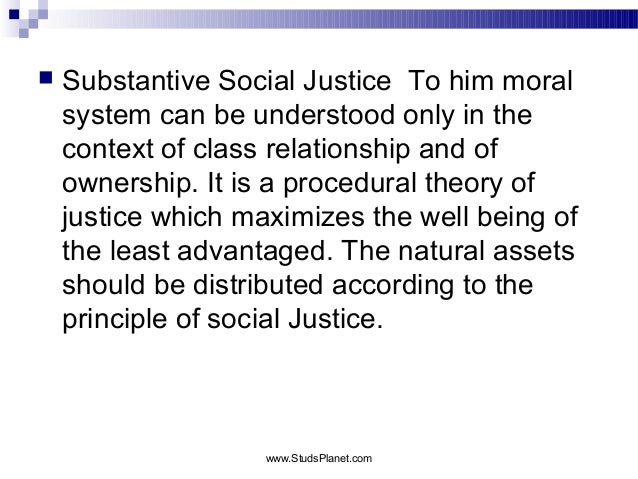 what is the relationship between utilitarianism and social justice