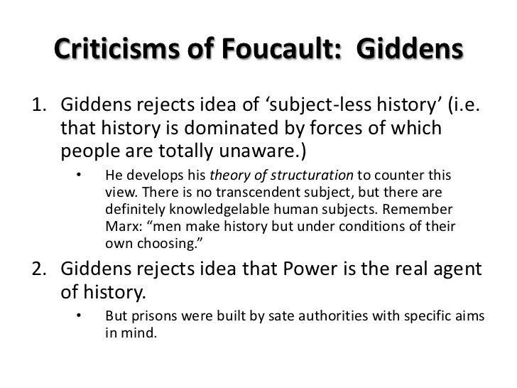 Foucault repressive hypothesis essay