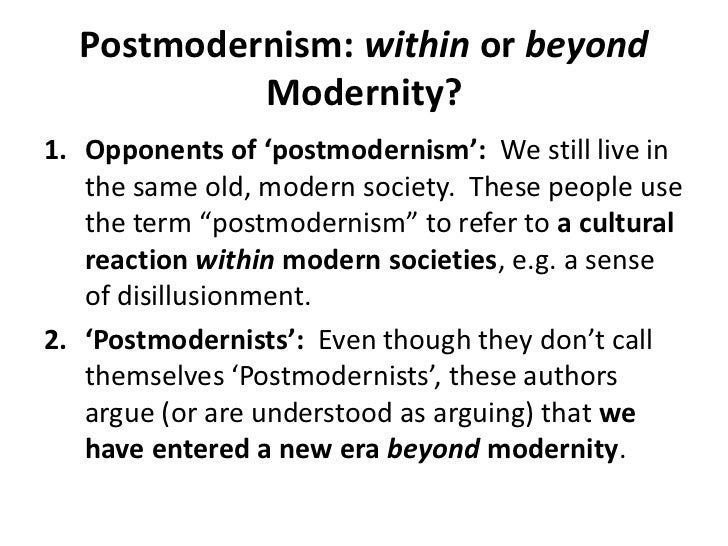 essay on postmodernism art Free essay: postmodernism is described as the phase of twentieth century western culture that has been often defined as the visual culture produced in the.