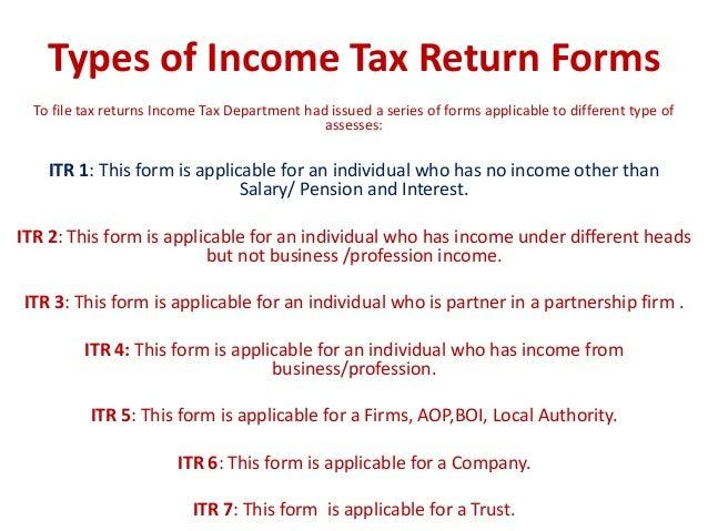 E filing of income tax return 8 ccuart Images
