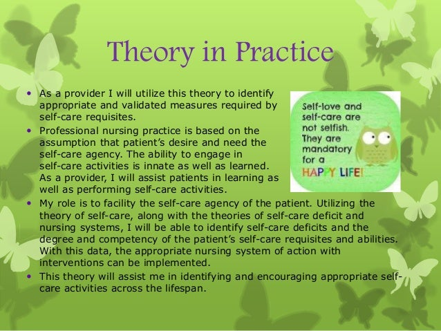 orems general theory of nursing is composed of three constructs - nursing theory gives a point from  theories are systematic explanations of events in which constructs and  according to the general theory of.