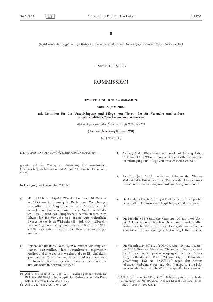 30.7.2007            DE                             Amtsblatt der Europäischen Union                                      ...