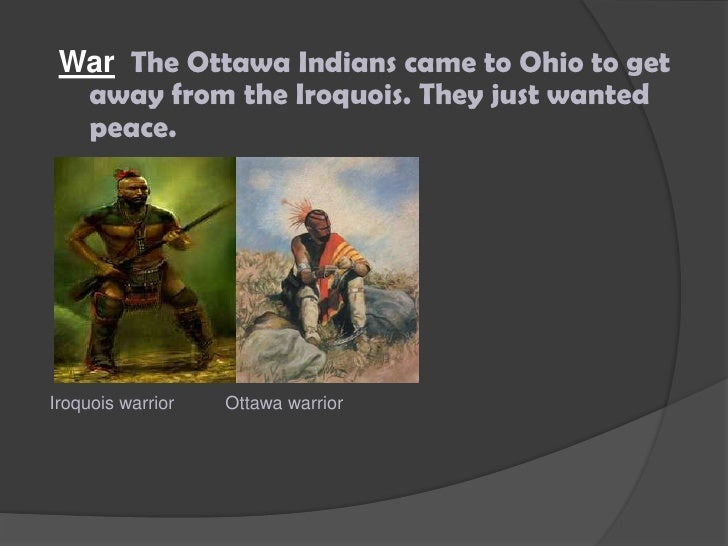 the ottawa indians