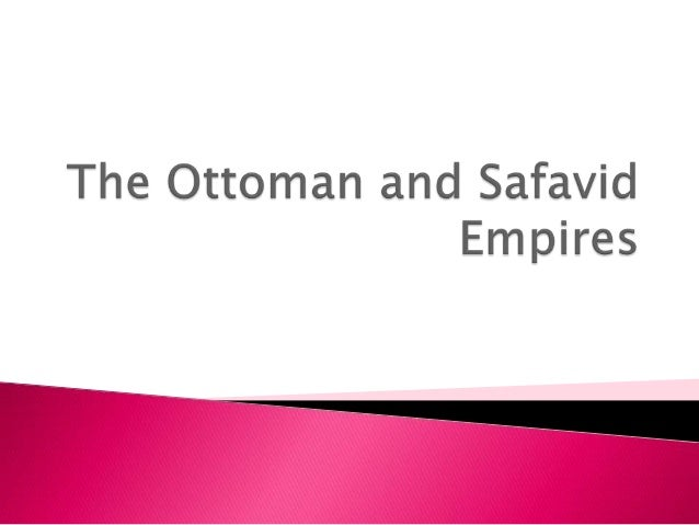    Ottomans- Turkish    speaking nomads   Invaded    Constantinople in    1453    ◦ 2 months of fighting    ◦ Re-named t...