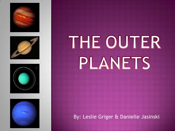 name the outer planets - photo #29