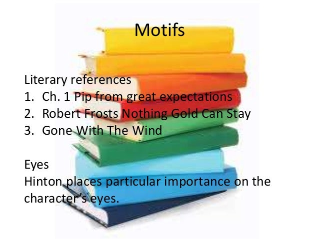 motifs in great expectations