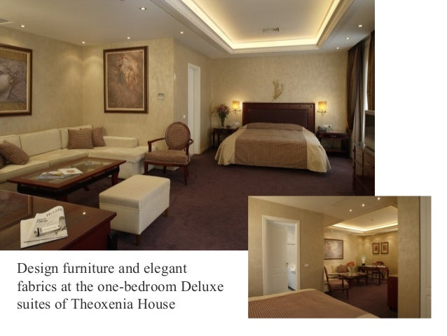 Theoxenia house hotel a member of small luxury for Small design hotels of the world