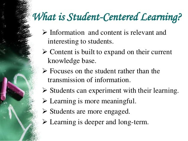 The Paradigm Shift Migrating From Teacher Centered To Student Center