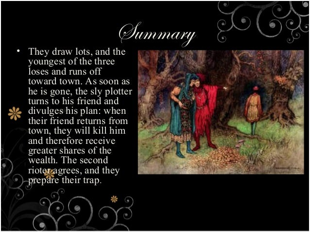 an overview of the hangman and the pardoners tale Students use the pictures in this resource to create their own story it's useful to have a summary of chaucer's 'the canterbury tales' to hand as you could also use.