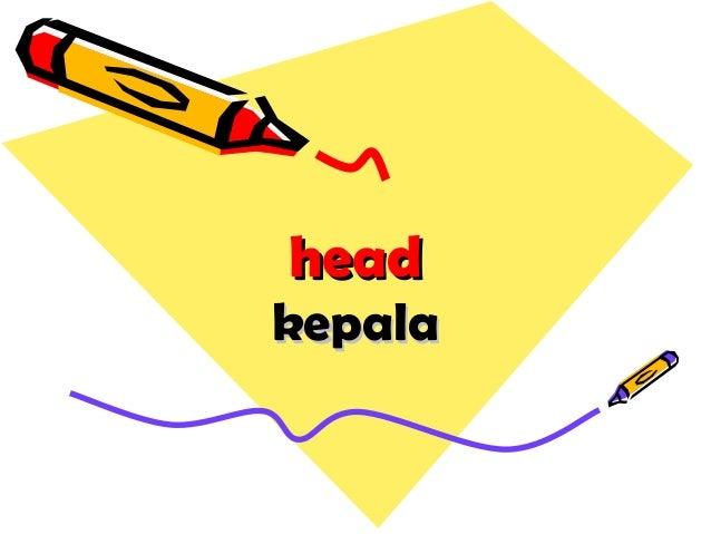 headhead kepalakepala