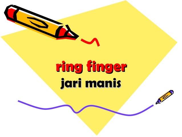 ring fingerring finger jari manisjari manis