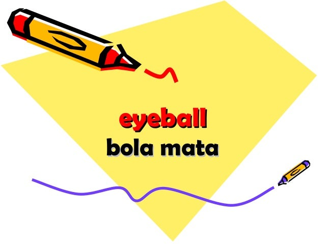 eyeballeyeball bola matabola mata