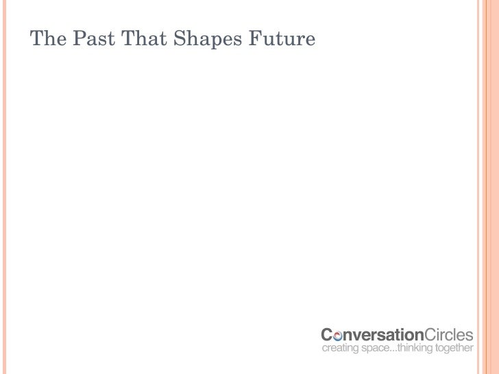 The Past That Shapes Future