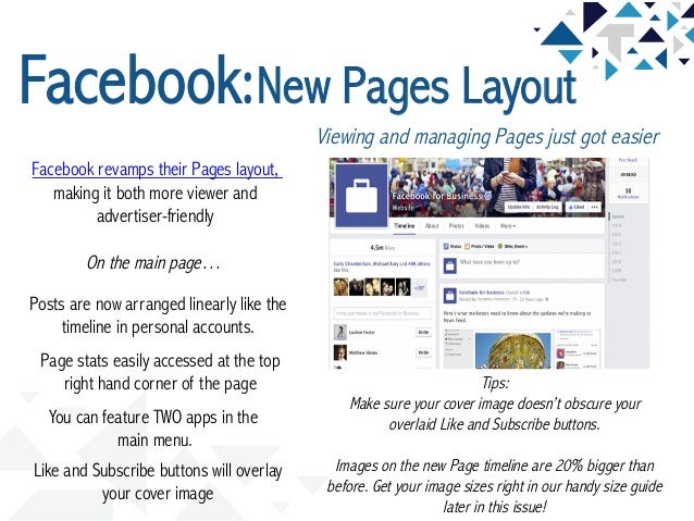 The Patch - Social media updates July 2014: New Facebook RHC Ads, Goo…