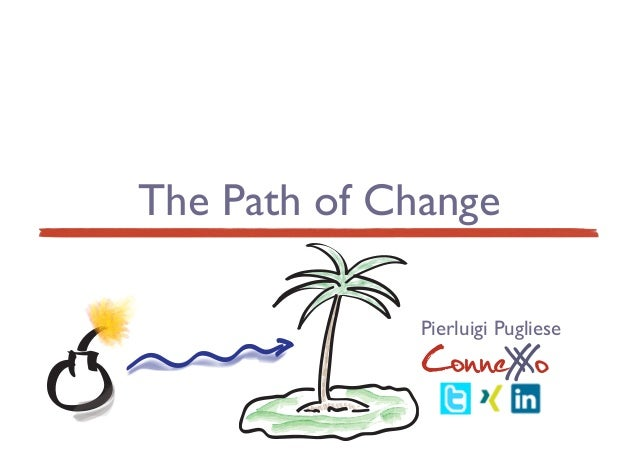 The Path of Change ConneXoX Pierluigi Pugliese