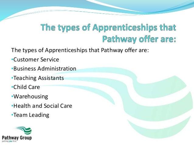 The Pathway Apprenticeship Scheme