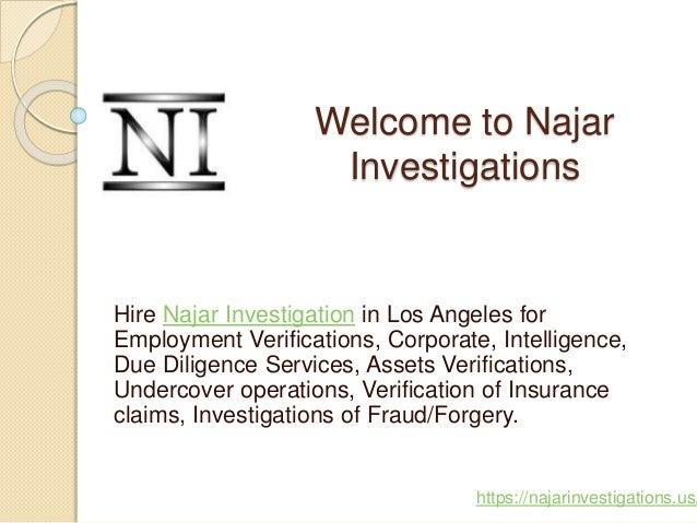 us investigations services